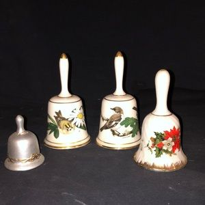 Lot Of Four Bells